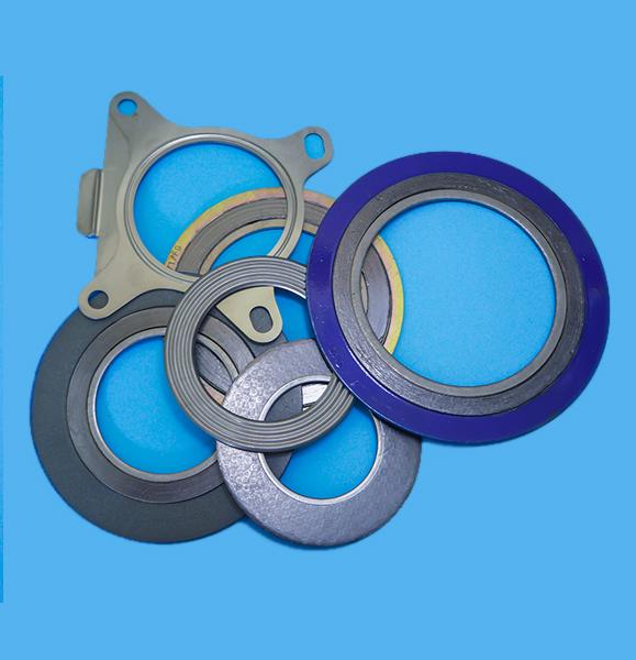 Metalldichtungen, Gummi-Metall-Dichtungen, Spiraldichtungen, Kammprofildichtungen, Wellenringdichtung