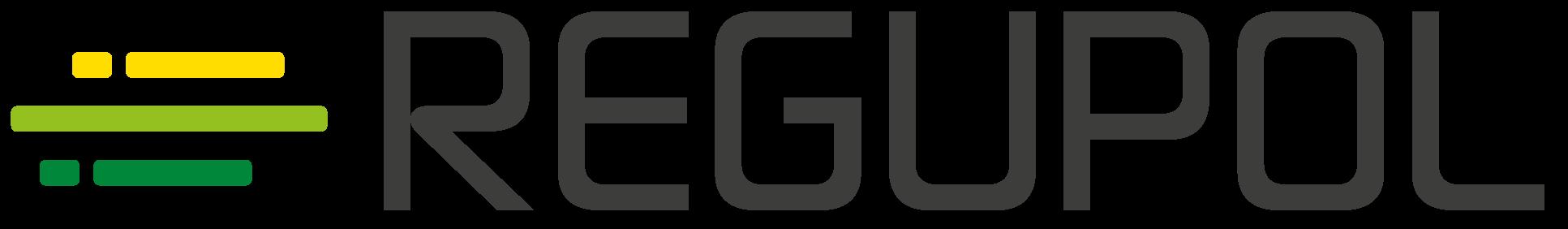 """Logo der <span class=""""caps"""">REGUPOL</span> <span class=""""caps"""">BSW</span> GmbH"""