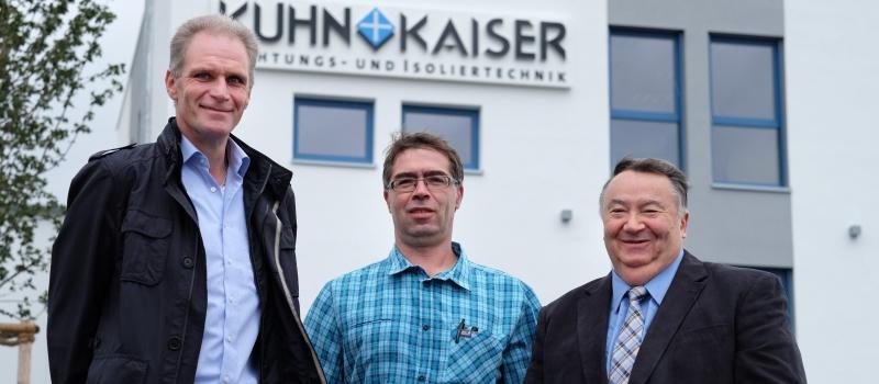 Geschäftsführung der Kuhn + Kaiser GmbH bis 2018